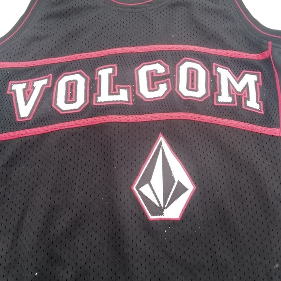 Volcom Other - Volcom stone  basketball style surfers jersey
